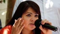 Juez desecha demanda de Nestora Salgado contra