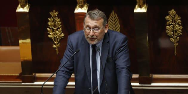 La question qui fâche du HuffPost au M. Budget de l'Assemblée sur Franceinfo