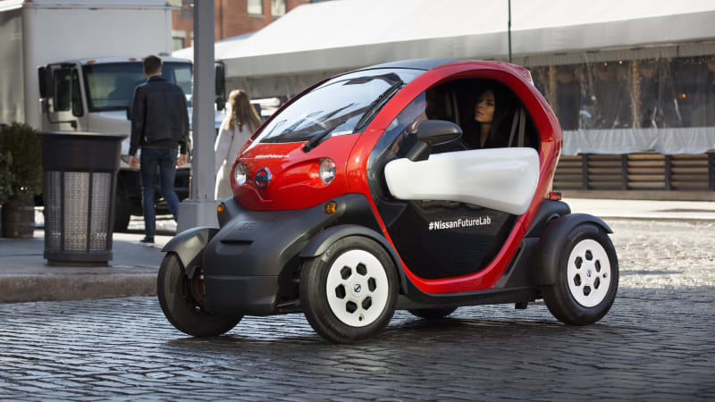 Nissan Experimenting With Car Sharing Electric Cars Autoblog