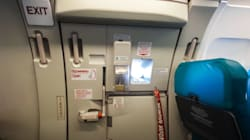 First-Class Passenger Tries To Open Emergency Door Mid-Flight In U.S., Shouts 'I Am