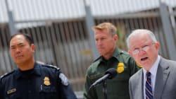 Les familles qui entrent illégalement aux Etats-Unis seront séparées, avertit le ministre de la