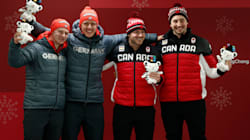 Germany And Canada Tie For Gold In Two-Man Bobsled