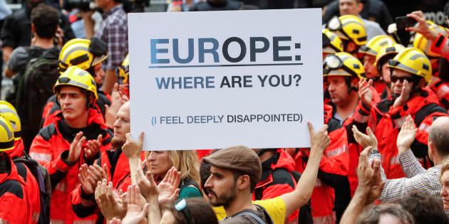 Sur la Catalogne, pourquoi l'Union européenne est restée si silencieuse