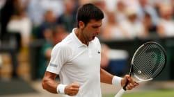Djokovic accède à la finale à