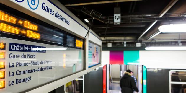Les perturbations qui vous attendent ce mardi sur les RER A et B en grève (Image d'illustration)