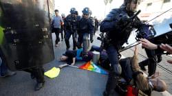 Une septuagénaire gravement blessée après une charge de policiers à Nice, la famille porte