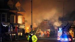 Esplosione a Leicester, almeno quattro morti.