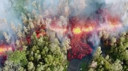 Hawaii Volcano Erupts, Lava Gushes Onto Roads Just Metres From