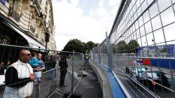 Formule E: 25 jours de rues