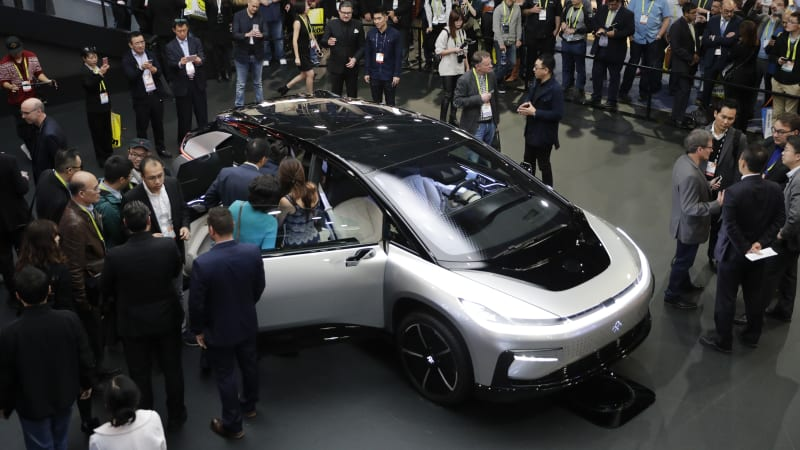Faraday Future lays off part of its workforce, cuts wages of the rest