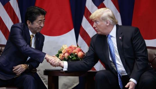 Le Japon aurait nommé Trump pour le Nobel de la Paix... à sa