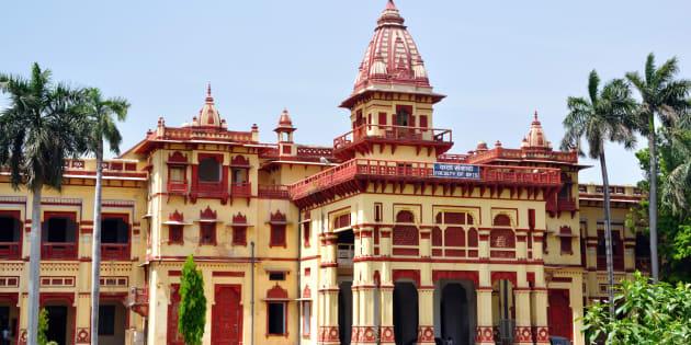 Banaras Hindu University.