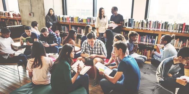 """""""Maintenance and improvement of libraries might, at first glance, seem an outlandish act of generosity by governments, in reality, it is an investment in communities and clever progress."""""""