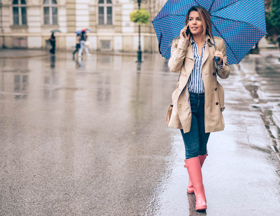 16 fashionable rainy day pieces you'll love