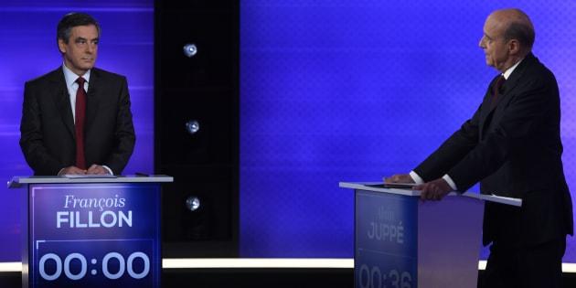 Le vainqueur de la primaire François Fillon espère démontrer qu'il reste le seul candidat possible à droite.