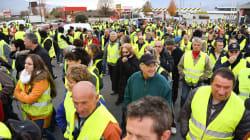 244.000 gilets jaunes mobilisés sur 2000 rassemblements à 15h, annonce