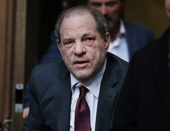 Weinstein in 'disbelief,' as he remains in hospital