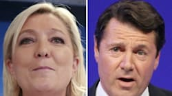 Estrosi accuse Marine Le Pen de faire