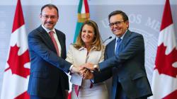 ALÉNA: le Canada et le Mexique gardent