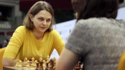 Anna Muzychuk:
