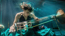 Aquasonic: The World's First Underwater