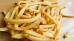 一度に食べていいフライドポテトは6本だけ。驚愕の研究結果に悲しみの声