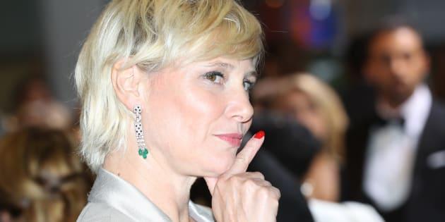 Maïtena Biraben au 68ème gala de la Croix rouge le 23 juillet 2016 à Monaco