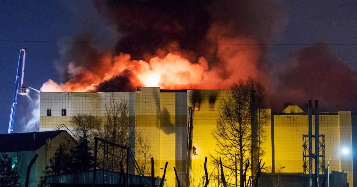 russie des dizaines de morts dans l 39 incendie d 39 un centre commercial en sib rie. Black Bedroom Furniture Sets. Home Design Ideas