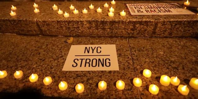 """Attentat de New York: """"Forcément, ça ravive des choses"""", raconte un rescapé du Bataclan."""