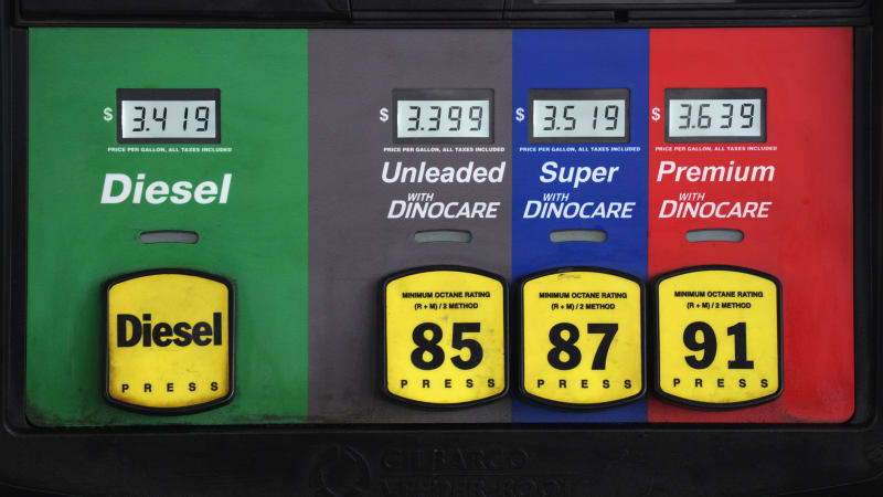 Driving this Fourth of July weekend? It might be hard to find gas