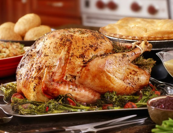 Why you should never rinse your Thanksgiving turkey