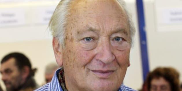 L'auteur français Joseph Joffo (ici en novembre 2005) est décédé ce jeudi 6 décembre 2018 à l'âge de 87 ans.