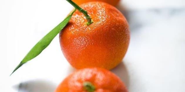 Ceci n'est pas une simple mandarine