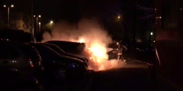 Soirée de violences et plusieurs interpellations à Aulnay-sous-Bois après l'agression de Théo