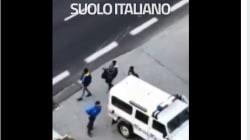CONTRO MACRON - Salvini pubblica un nuovo video della Gendarmerie che abbandona migranti in Italia: