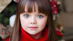 Thylane Blondeau n'est plus la plus belle petite fille du