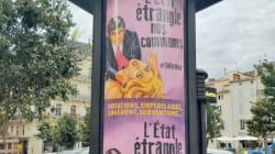 L'étrange affiche de Ménard pour dénoncer la baisse des crédits aux