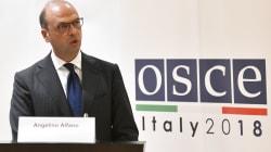 L'Italia ha assunto la presidenza di turno dell'Osce: immigrazione, sicurezza e terrorismo restino