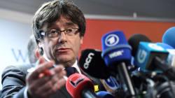 Rajoy juge «absurde» que Puigdemont veuille gouverner la Catalogne depuis