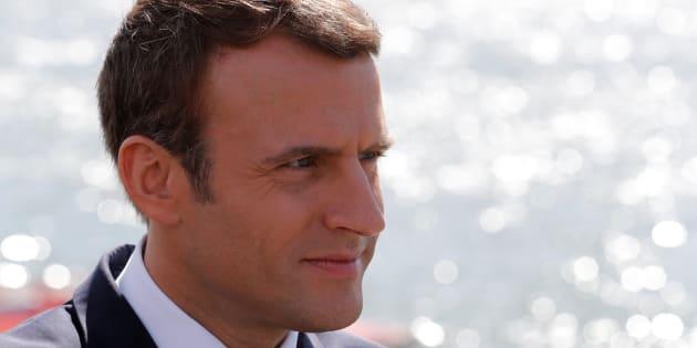 Emmanuel Macron est de retour à l'Elysée ce lundi 21 août.