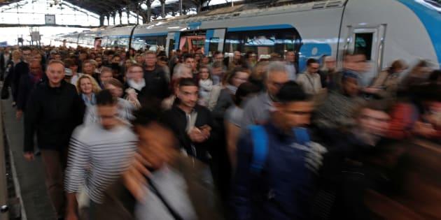 Seuls 21% des Français disent subir les conséquences négatives de la grève SNCF.