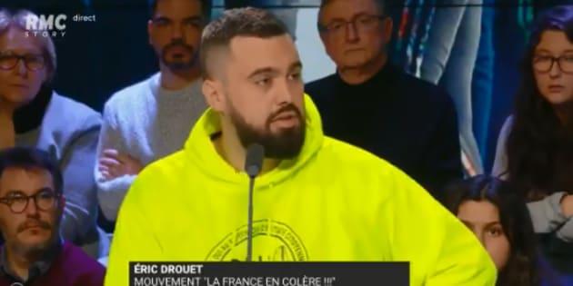 """Gilets jaunes: Drouet porte plainte contre Castaner pour """"dénonciation calomnieuse"""""""