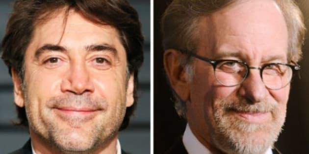 Javier Bardem campera le conquistador espagnol Cortes pour la nouvelle série Amazon, produite par le réalisateur Steven Spielberg.