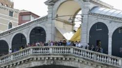 Un attentat visant l'un des plus célèbres ponts de Venise a été