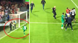 Un gardien de Ligue 2 suspendu dix matchs pour ce geste