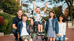 La enfermedad terminal de mi hijo nos cambió la vida como nunca