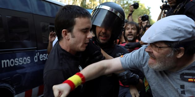 Après les attentats, la Catalogne plus divisée que jamais?