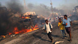 Hundreds Killed By Bomb In Somalia's Deadliest Single Attack