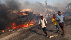 El ataque terrorista en Somalia dejó 185