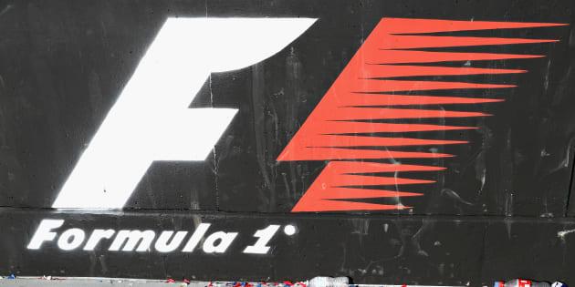 Le logo de la Formule 1 ne ressemble plus à ça